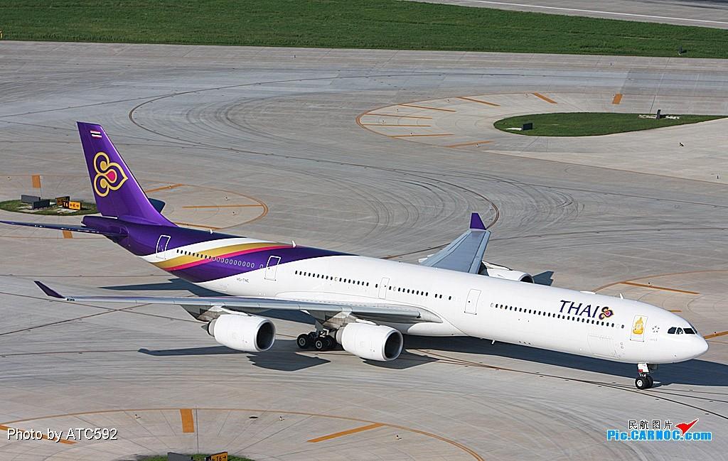 Re:[原创]新买了小白,show一下——ZBAA外航(一) A340  ZBAA