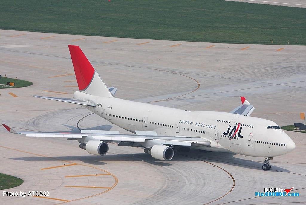 Re:[原创]新买了小白,show一下——ZBAA外航(一) B747 JA6073 ZBAA