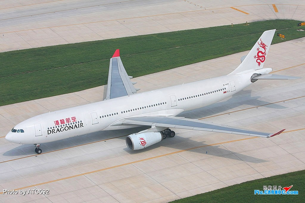 Re:[原创]新买了小白,show一下——ZBAA外航(一) A330 B-HIF ZBAA