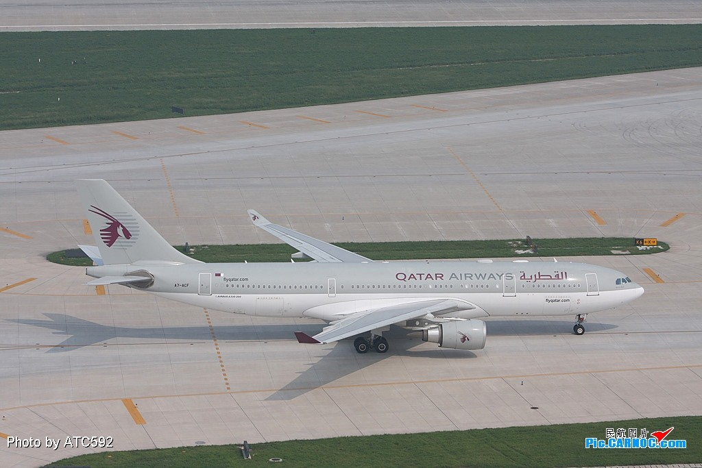 Re:[原创]新买了小白,show一下——ZBAA外航(一) A330 A7-ACF ZBAA