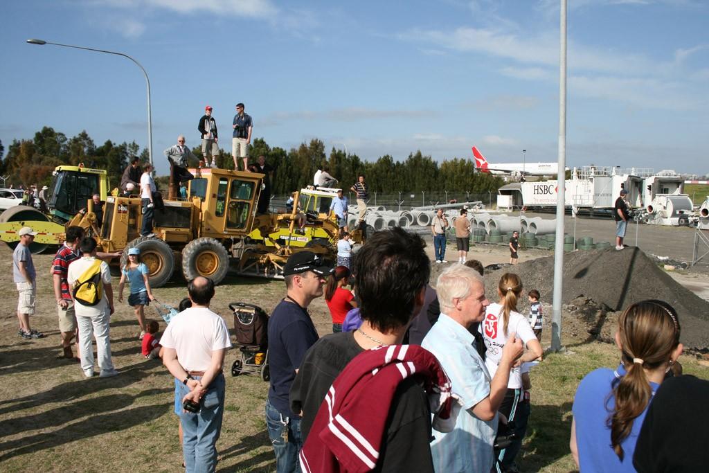 Re:[原创]我也来个首发!!!QANTAS第一架A380今日飞抵悉尼,从此开启380时代! AIRBUS A380 VH-OQA Australia SYDNEY KINGSFORD  飞友