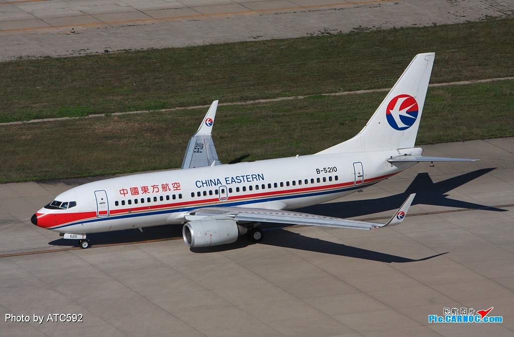 Re:[原创]转换阵地——到西边啦~~ BOEING 737-700 B-5210 中国北京首都机场