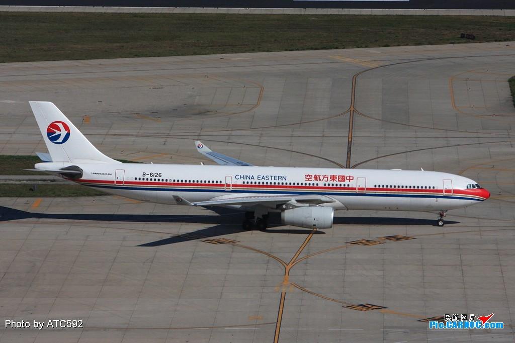 Re:[原创]转换阵地——到西边啦~~ AIRBUS A330-200 B-6126 中国北京首都机场