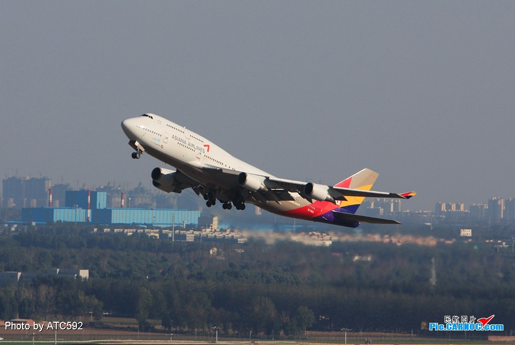 Re:[原创]转换阵地——到西边啦~~ BOEING 747-400  中国北京首都机场