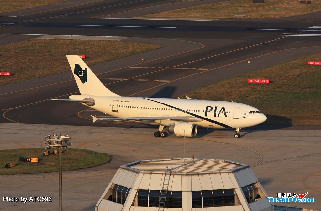 Re:[原创]转换阵地——到西边啦~~ A310-300 AP-BEQ 中国北京首都机场