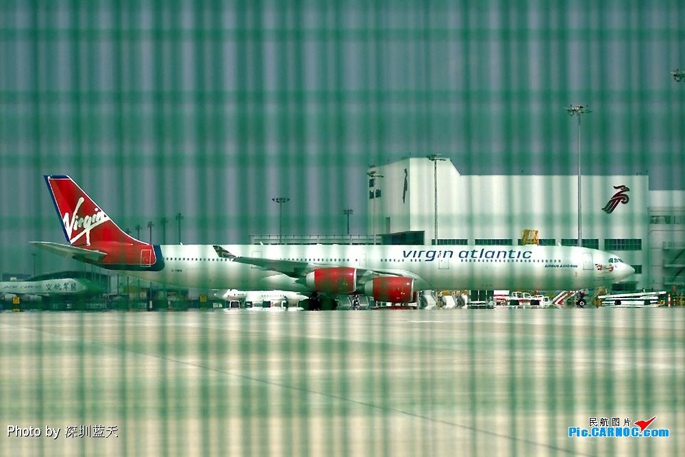 Re:[原创]【深圳打机队】国航747之B-2456打头阵,少见的擦烟! BOEING 747-400 B-2456 中国深圳宝安机场
