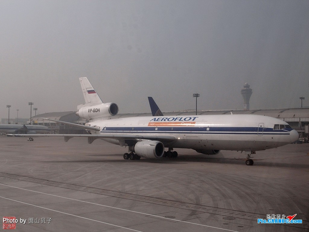 Re:[原创]海航北京-柏林A330-200公务舱体验 DC-10 VP-BDH 中国北京首都机场