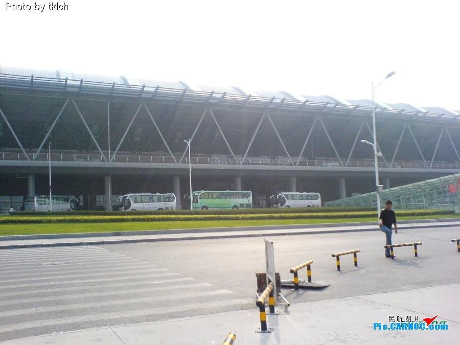 [原创]郑州新郑国际机场候机楼及塔台    中国郑州新郑机场