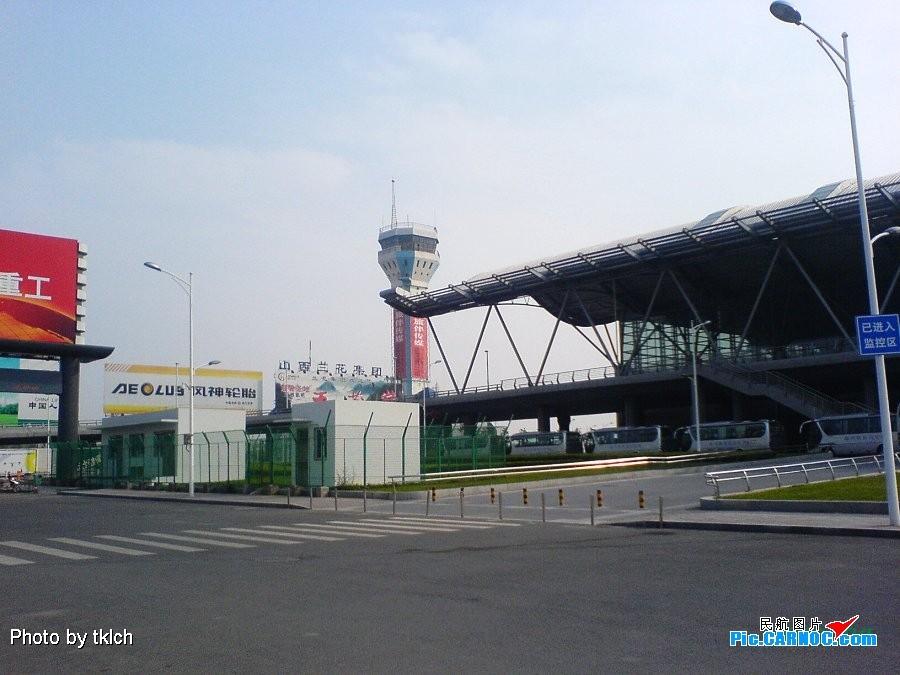 Re:[原创]机场候机楼及塔台    中国郑州新郑机场