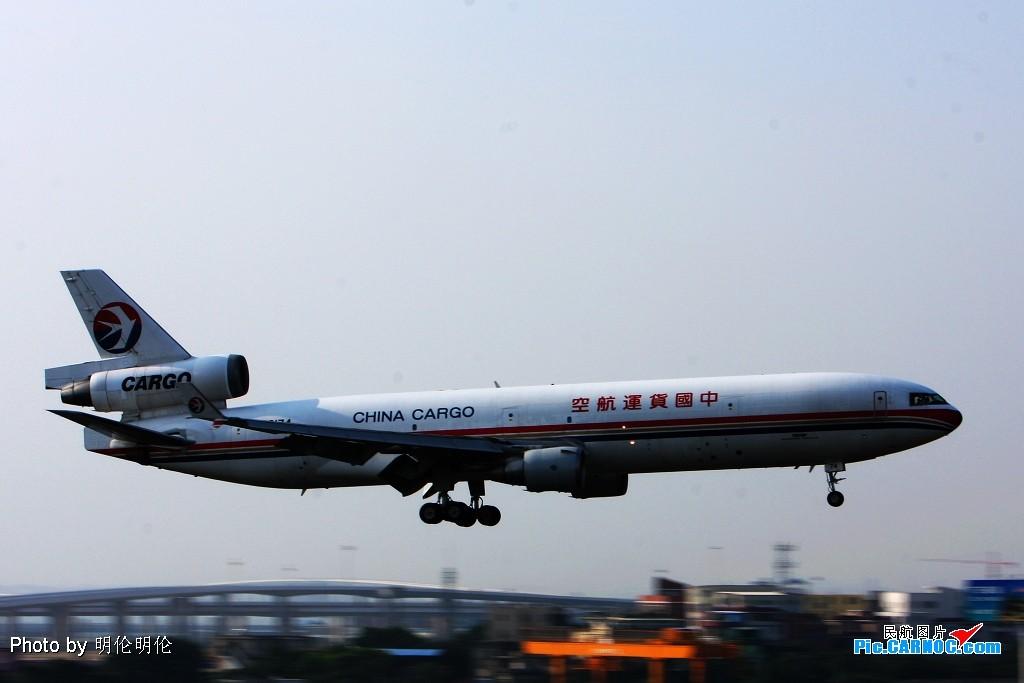 [原创]厦门,厦门机场!货机 2 架 MCDONNELL DOUGLAS MD-11 B-2174