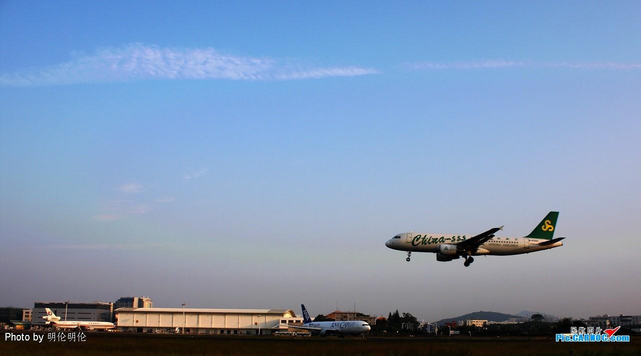 Re:[原创]厦门,厦门机场!货机 2 架 MCDONNELL DOUGLAS MD-11 B-2174  中国厦门机场