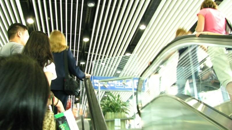 Re:[原创]盛夏情景【第4集】國航的新氣象【國航767從虹橋到T3,獨特的T3視覺,曝飛飛,地勤及飛客】