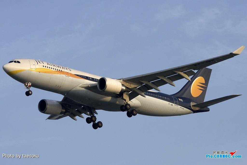 Re:[原创]貌似网络正常了,发几张热身一下 AIRBUS A330-202 VT-JWK 新加坡樟宜机场