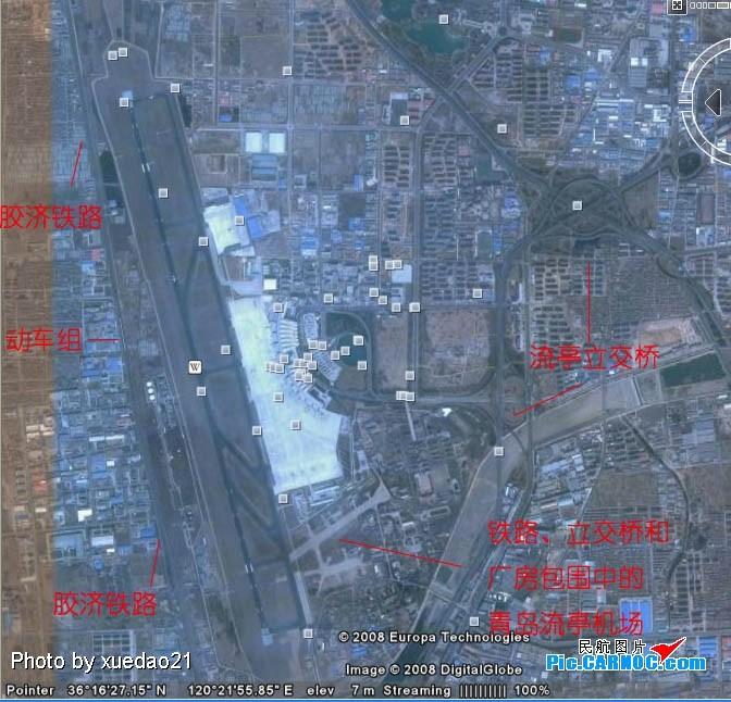 [讨论]*****青岛新机场位置猜想*****