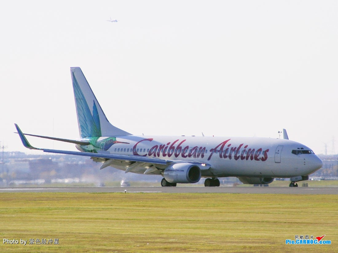 Re:[原创]首次同时决战23和24L BOEING 737-8Q8(WL) 9Y-BGI Toronto-Pearson International(YYZ)