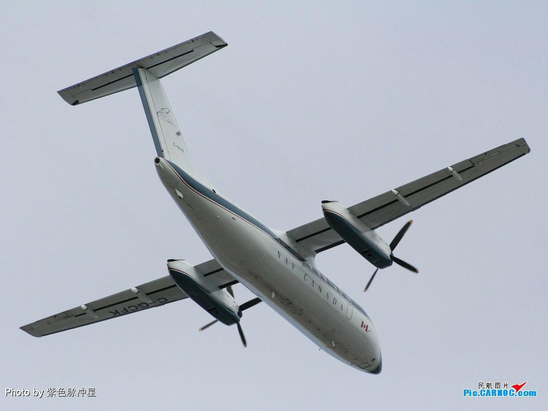 Re:[原创]首次同时决战23和24L DE HAVILLAND CANADA DHC-8-102 DASH 8 C-GCFK Toronto-Pearson International(YYZ)