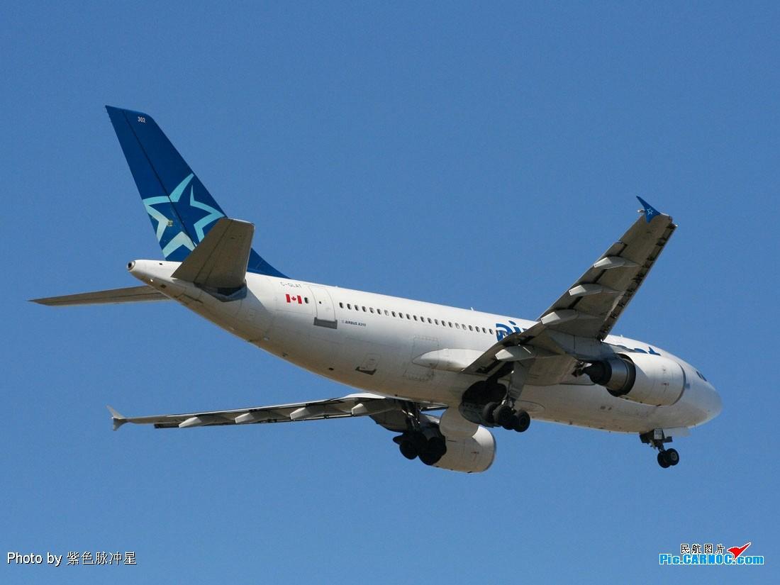 Re:[原创]首次同时决战23和24L AIRBUS A310-308 C-GLAT Toronto-Pearson International(YYZ)