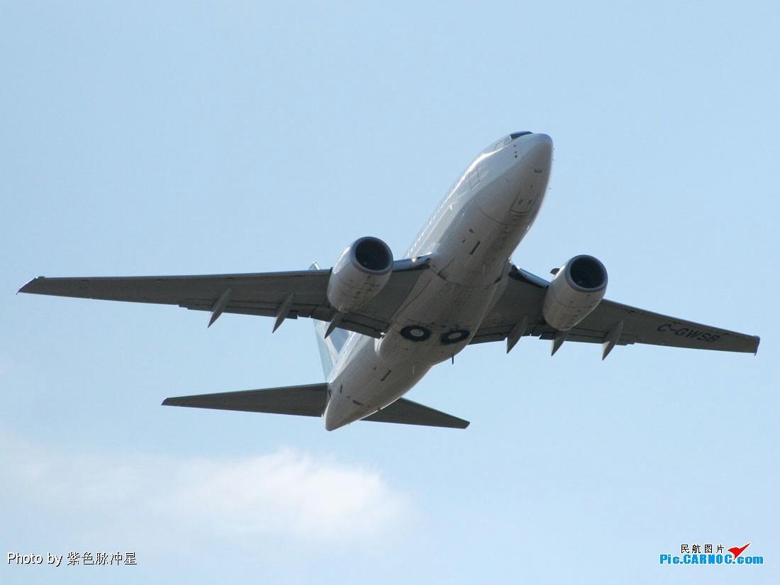 Re:[原创]首次同时决战23和24L BOEING 737-6CT C-GWSB Toronto-Pearson International(YYZ)