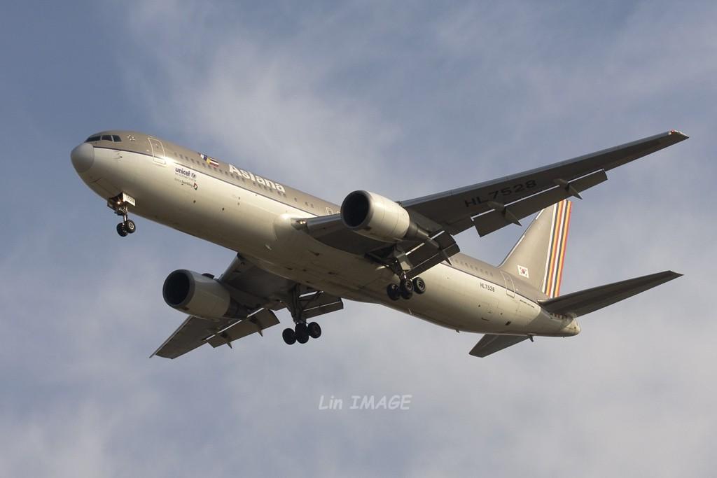 Re:<老林制造>上天不会亏待留守的同志们! BOEING 767-300 HL7528 中国北京首都机场