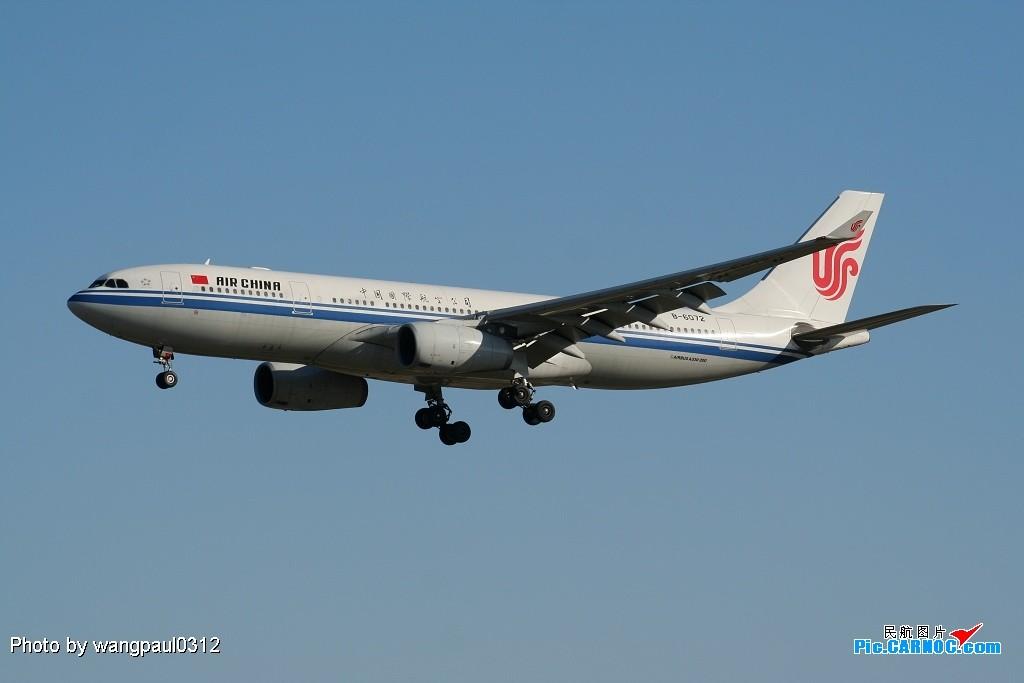Re:[原创]这么好的天怎么没有人去东桥呢?事实证明去了是正确的! AIRBUS A330-200 B-6072 中国北京首都机场