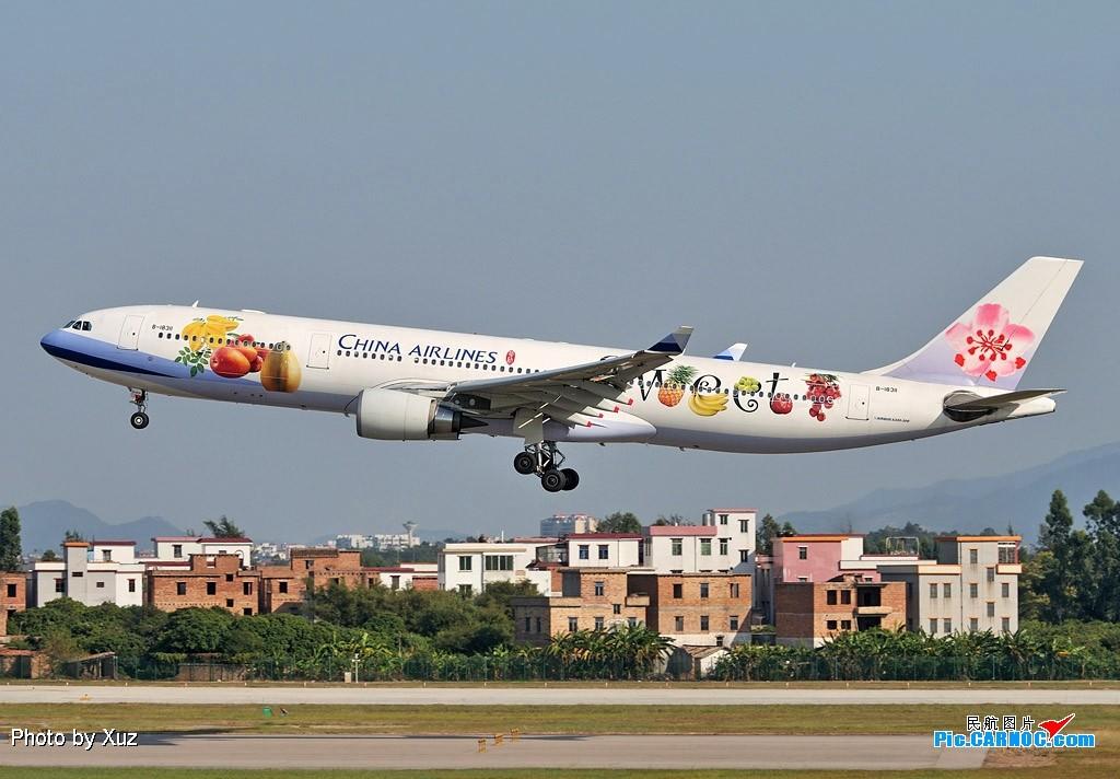 Re:[原创]老徐拍飞机--白云罕见的好天 AIRBUS A330-300 B-18311 中国广州白云机场