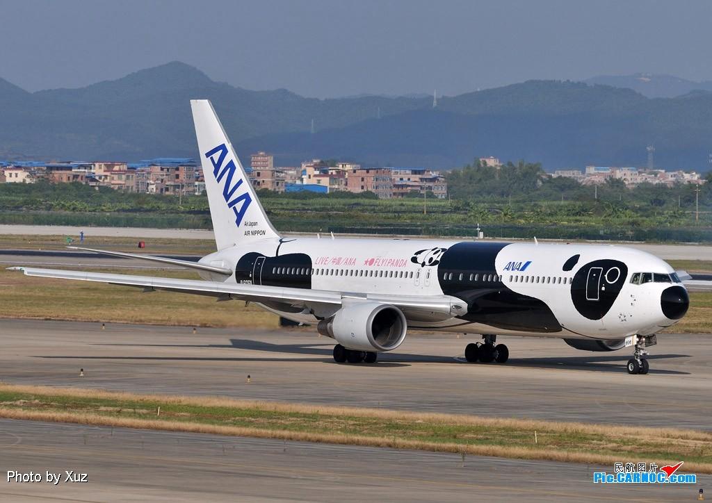 Re:[原创]老徐拍飞机--白云罕见的好天 BOEING 767 JA606A 中国广州白云机场