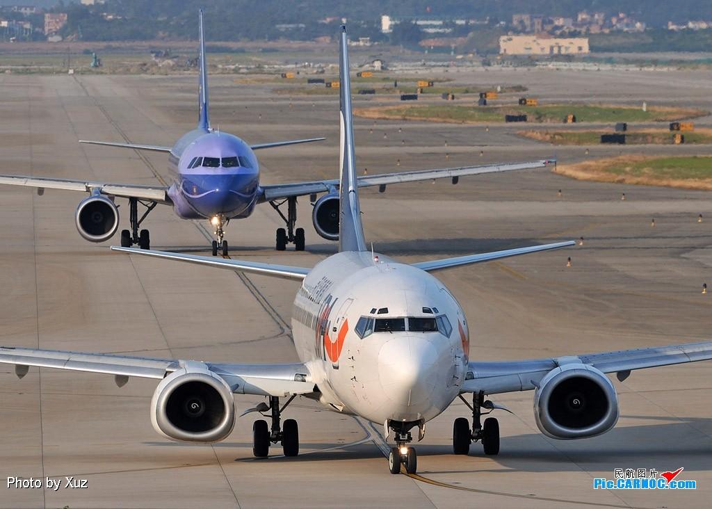 Re:[原创]老徐拍飞机--白云罕见的好天 BOEING 737-300 B-5066 中国广州白云机场