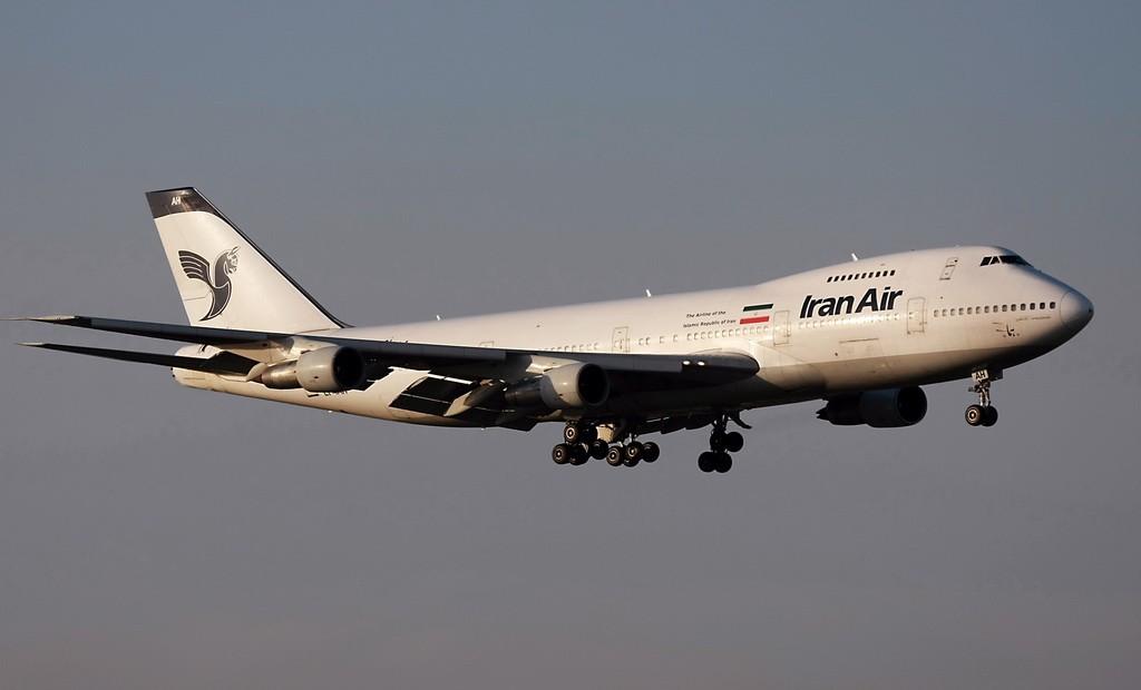 Re:很久未见的伊朗航空公司 BOEING 747-400 EP-IAH 中国北京首都机场