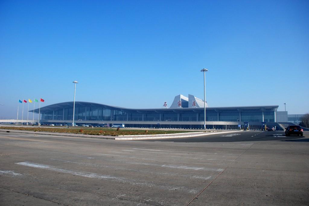 [原创]烂天气+破技术=没有飞机的SJW(石家庄机场杂图,有巴基斯坦空军和奇异的过境飞机)    中国石家庄正定机场