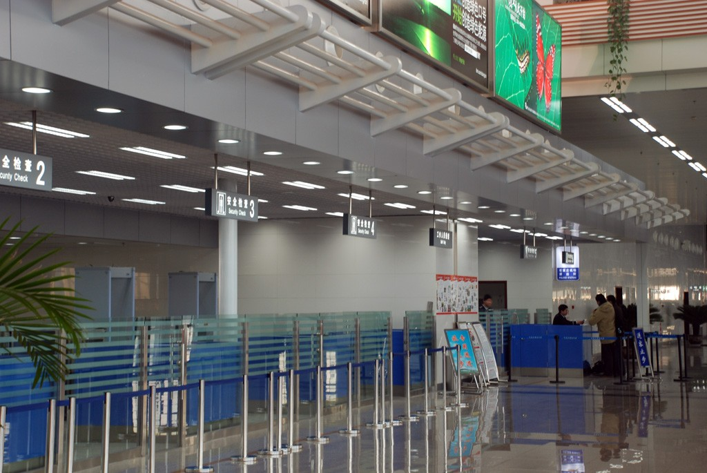 Re:[原创]烂天气+破技术=没有飞机的SJW(石家庄机场杂图,有巴基斯坦空军)    中国石家庄正定机场