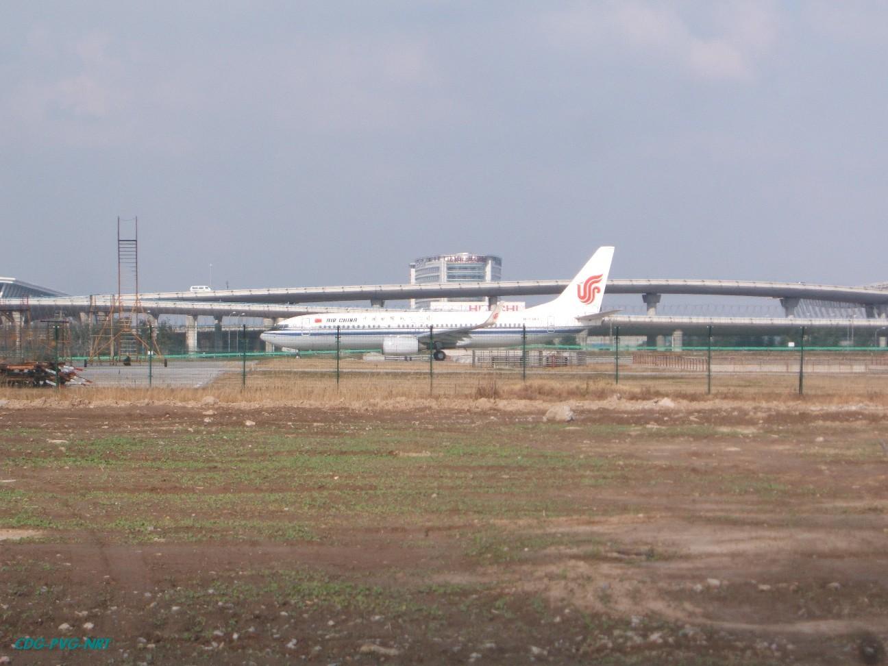 Re:新年快乐,仍然PVG BOEING 737-800 B-5343 中国上海浦东机场