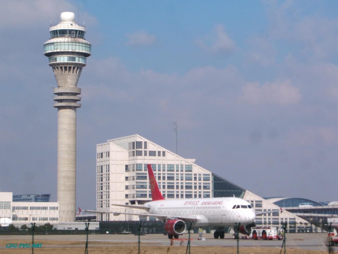 Re:新年快乐,仍然PVG AIRBUS A340-642 B-6055 中国上海浦东机场 中国上海浦东机场
