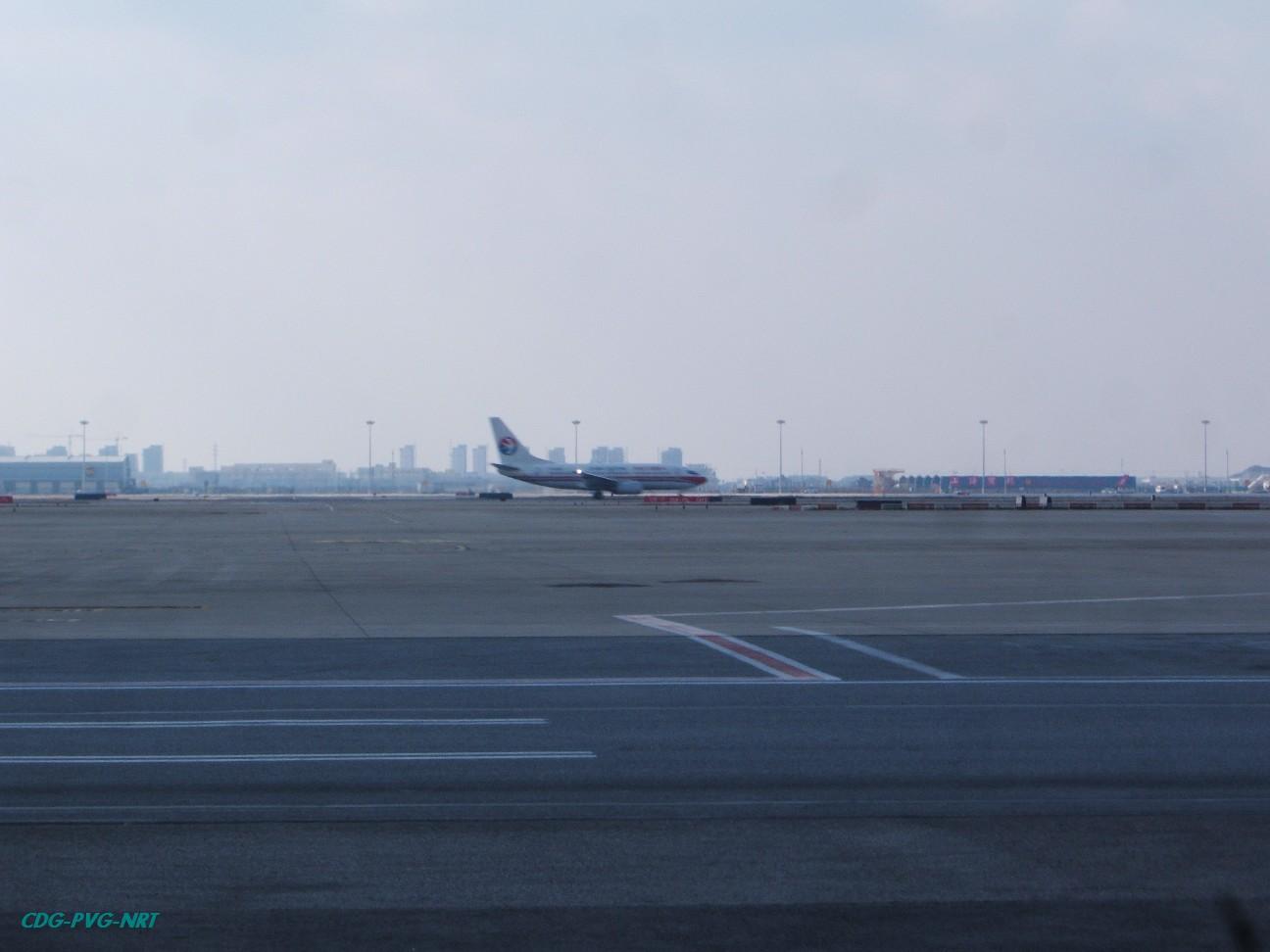 Re:新年快乐,仍然PVG BOEING 737  中国上海浦东机场
