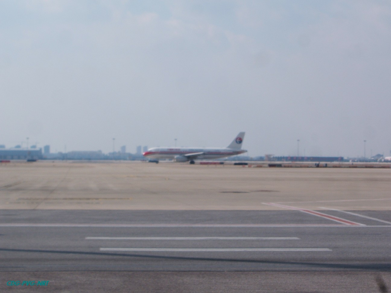 Re:新年快乐,仍然PVG BOEING 737-800 B-5176 中国上海浦东机场