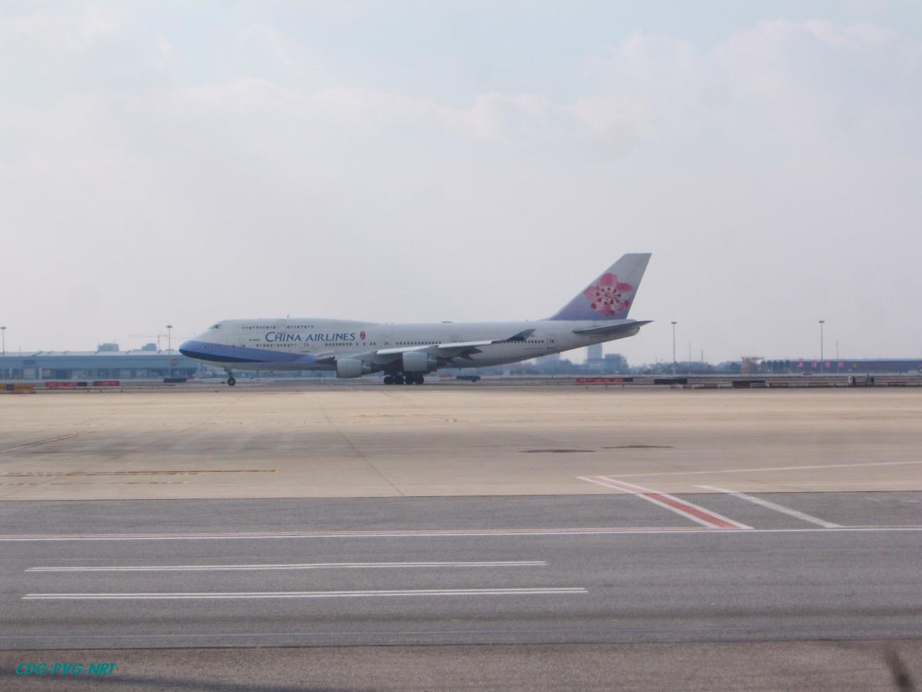 Re:新年快乐,仍然PVG BOEING 747-400 B-6176 中国上海浦东机场