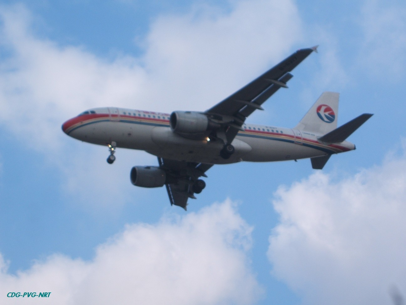 Re:新年快乐,仍然PVG AIRBUS A319-100  中国上海浦东机场