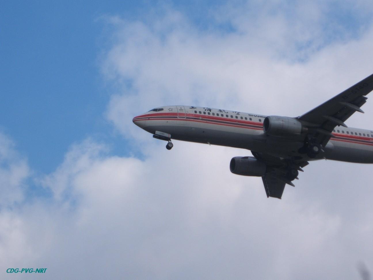 Re:新年快乐,仍然PVG BOEING 737-800 B-5140 中国上海浦东机场