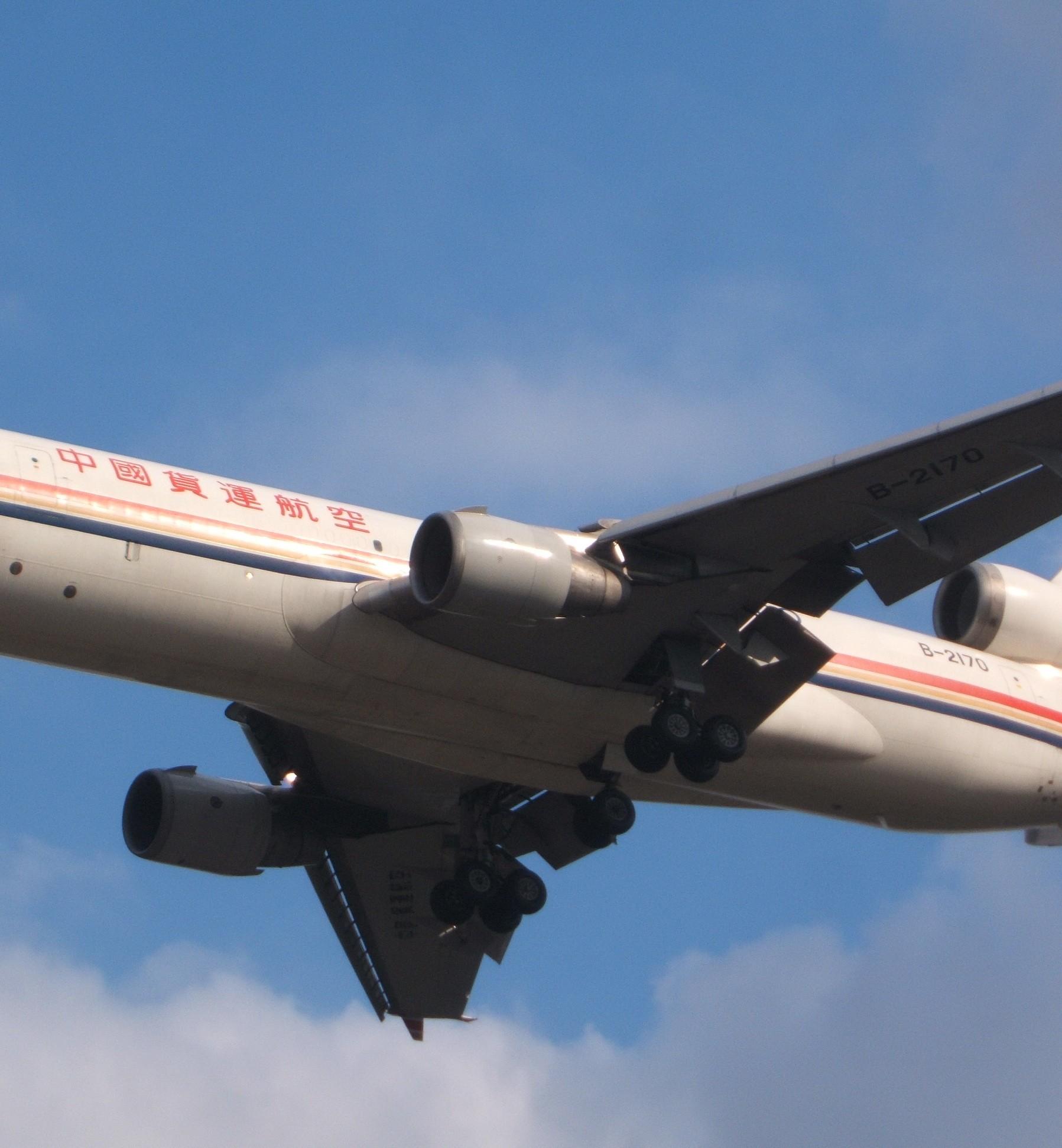 Re:新年快乐,仍然PVG MCDONNELL DOUGLAS MD-11 B-2170 中国上海浦东机场