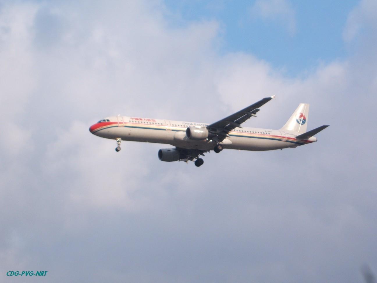 Re:新年快乐,仍然PVG AIRBUS A321-200 B-6331 中国上海浦东机场