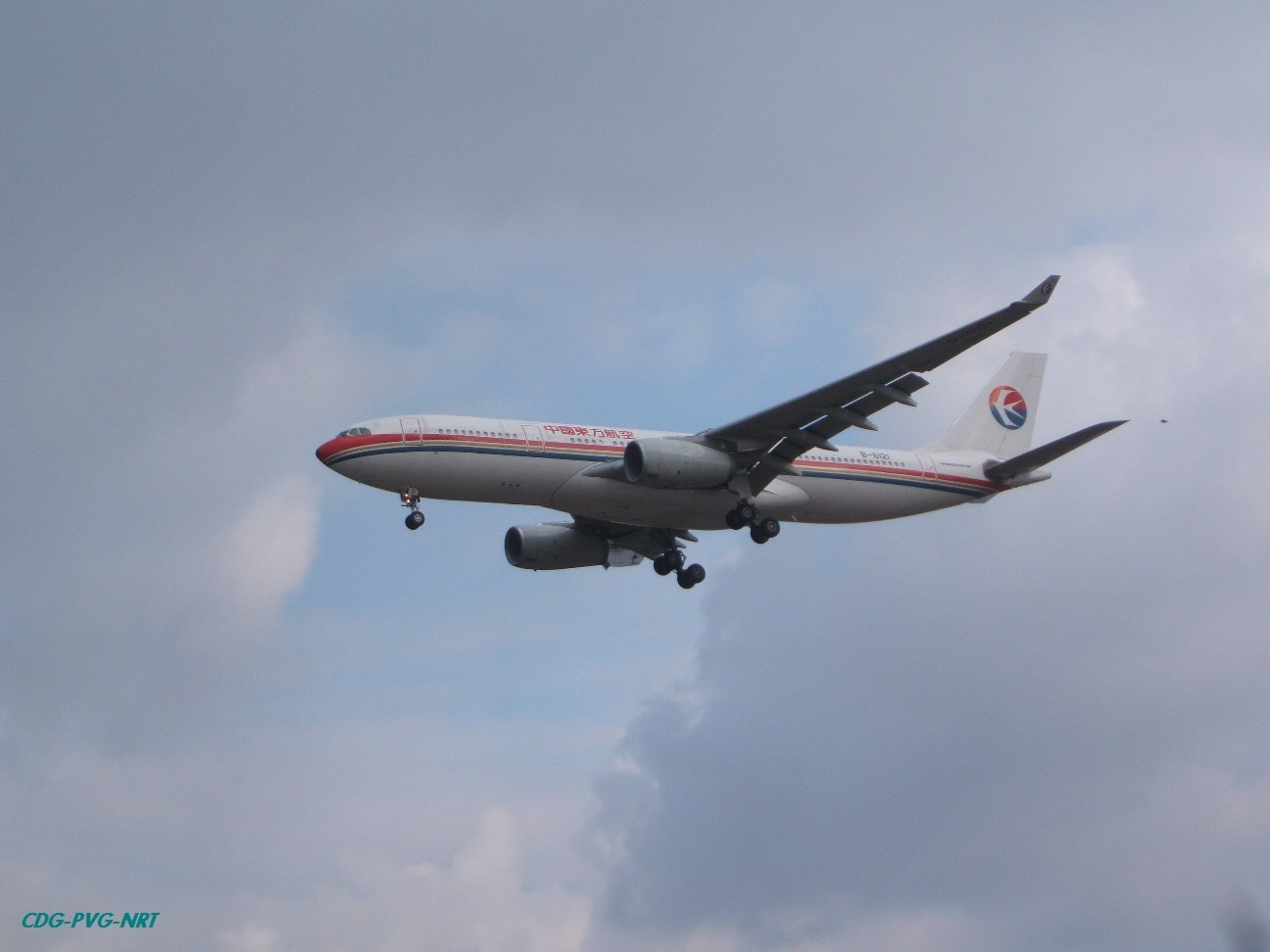 Re:新年快乐,仍然PVG AIRBUS A330-200 B-6121 中国上海浦东机场