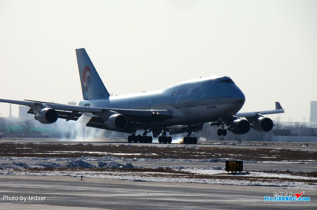 Re:[原创]***TSN飞友会09元旦欢聚天津滨海!!一起Happy new year! *** BOEING 747-400 HL7480 中国天津滨海机场  飞友