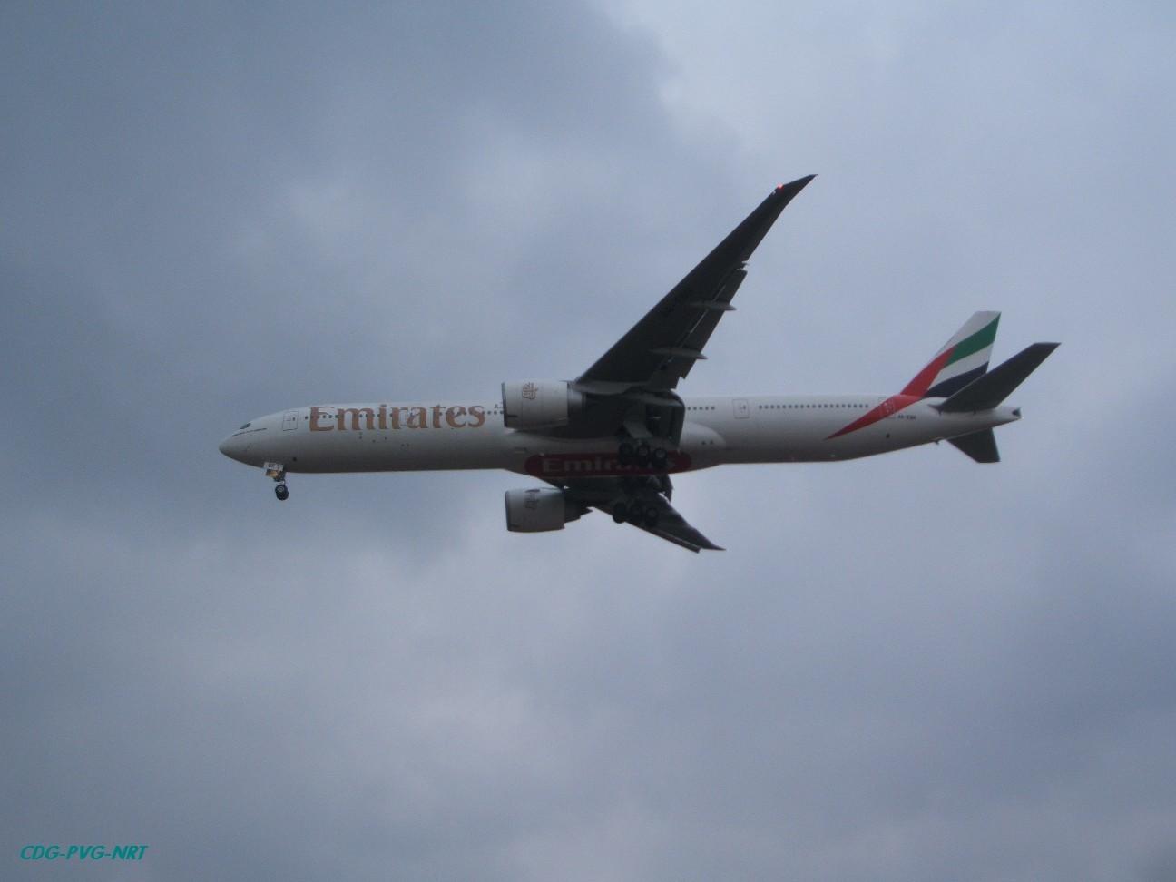 Re:新年快乐,仍然PVG BOEING 777-36N/ER A6-EBB 中国上海浦东机场