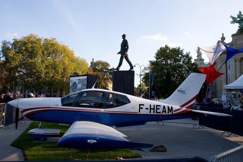 [原创][深圳打机队]法国百年航空航天工业展--迟到的作业
