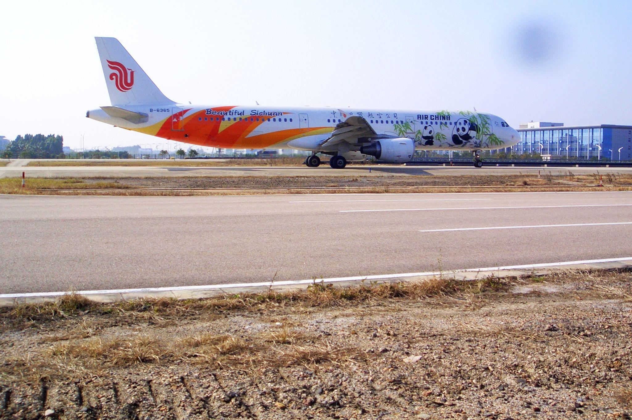 Re:[原创]恢复信心后的第一次发帖,09年第一次活动 AIRBUS A321-213 B-6365 中国广州白云机场