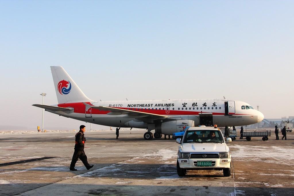 Re:[原创]上帝回归,PEK-SHE-NKG AIRBUS A319-100 B-6170 中国沈阳桃仙机场