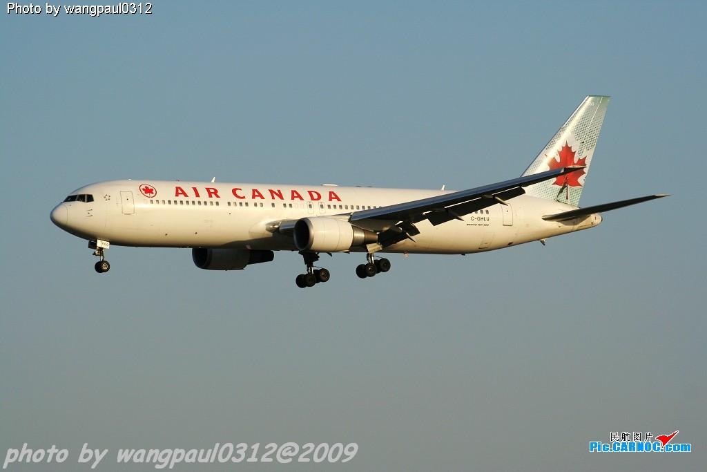 Re:北京机场之迎风战东桥! BOEING 767-300 C-GHLU 中国北京首都机场