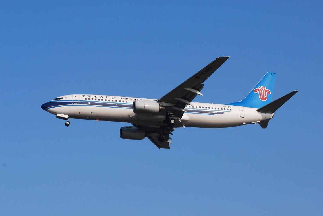 Re:[原创]时隔一个月,冒一下泡。发图90张 BOEING 737-81B B-5189 中国上海浦东机场