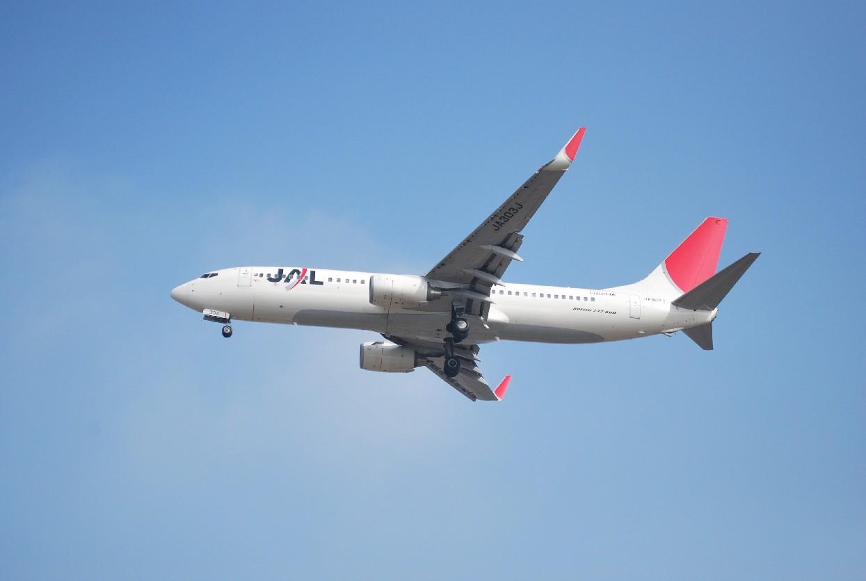 Re:[原创]时隔一个月,冒一下泡。发图90张 BOEING 737-846 JA303J 中国上海浦东机场