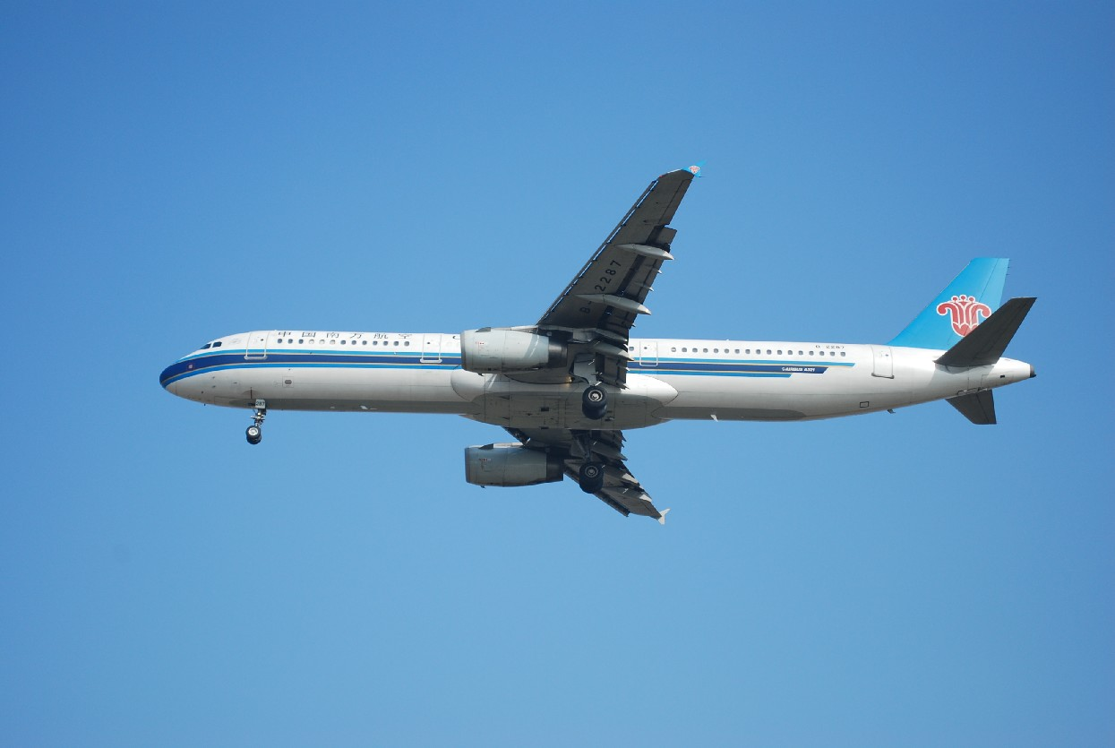 Re:[原创]时隔一个月,冒一下泡。发图90张 AIRBUS A321-231 B-2287 中国上海浦东机场