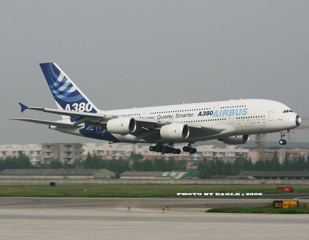 [原创]全方位的CTU.(时间:06-08) AIRBUS A380 F-WWOW 中国成都双流机场